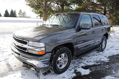2000 Chevrolet Tahoe 4dr 4WD LT 2000 CHEVROLET TAHOE LT/LOADED!LOOK!ALWAYS SERVICED!GREAT RECORDS!WOW!