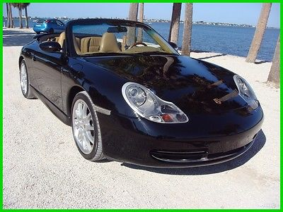 2001 Porsche 911 Carrera 2001 Porsche 911 Carrera ONLY 32K AUTO 1 OWNER WITH AEROKIT