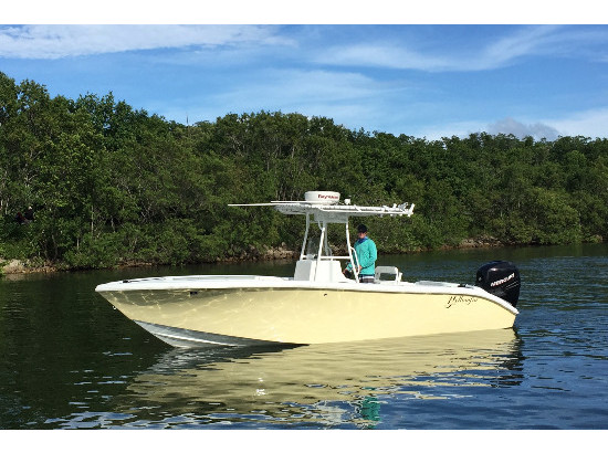 2007 Yellowfin 23 Offshore
