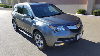 2012 Acura MDX Technology Sport Utility 4-Door 2012 ACURA MDX TECHNOLOGY AWD, ONLY 25K MI, DON'T MISS!
