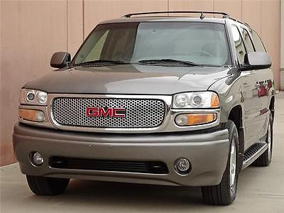 2006 GMC Yukon Denali AWD 4dr SUV 2006 GMC Yukon XL Denali AWD Navigation Sunroof DVD Bose Audio