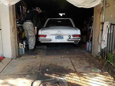 1966 Mercedes-Benz 200-Series 230SL Pagoda 1966 Mercedes Benz 230SL, Tatty Driver or Concourse Restoration? You decide.