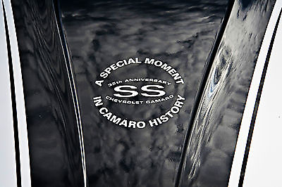 2002 Chevrolet Camaro 2002 The 2002 35th Anniversary Camaro S.S. in Black