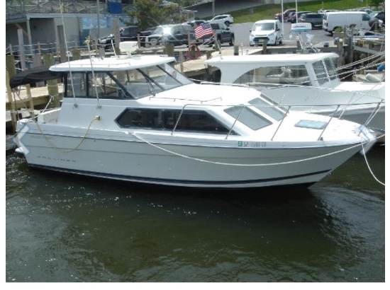 2003 Bayliner 2852