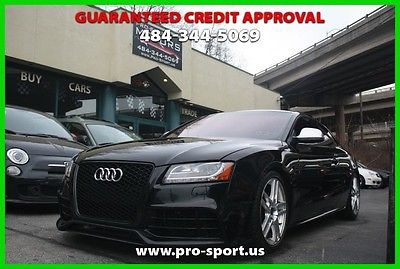 2009 Audi S5 4.2L 2009 4.2L Used 4.2L V8 32V Manual AWD Coupe Premium