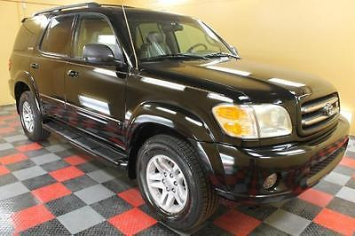 2004 Toyota Sequoia 2004 Toyota Sequoia Limited 4WD  EQUOIA LIMITED 4X4*LOADED UP*DVD*SERVICE RECORDS*3RD ROW*$7995/MAKE AN OFFER!