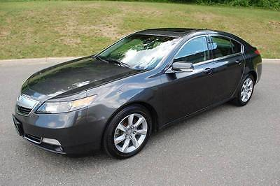 2012 Acura TL Base 4dr Sedan 2012 Acura TL Base 4dr Sedan 85971 Miles Gray Sedan 3.5L V6 Automatic 6-Speed