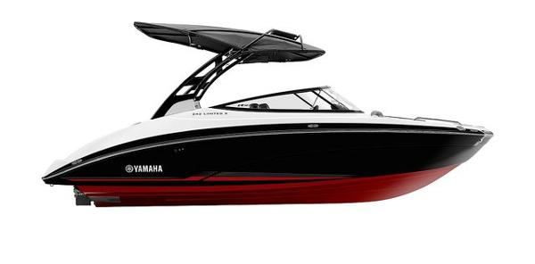 2017 Yamaha 242 Limited S E-Series