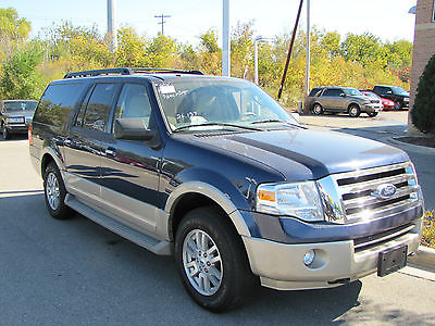 2010 Ford Expedition EDDIE BAUER - EL 2010 Expedition EL 4WD - Eddie Bauer Edition