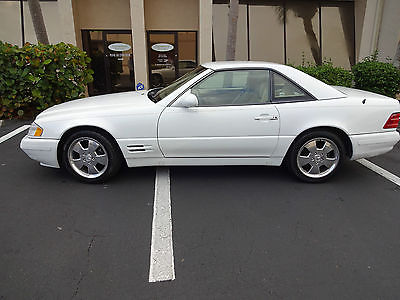 1999 Mercedes-Benz SL-Class SL500 R 1999, Immaculate SL500R removable hard top