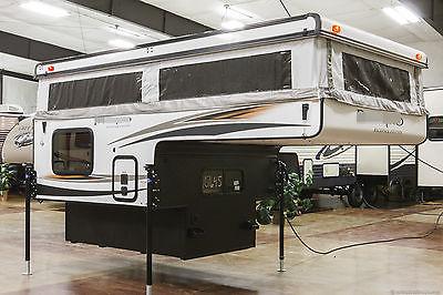 New 2017 SS-550 Lightweight Lite Pop Up Slide In Pickup Truck Camper for Sale