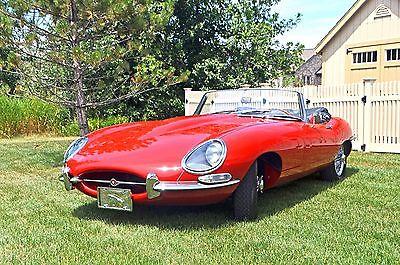 1964 Jaguar E-Type OTS 1963 Jaguar XKE Roadster - Heritage Certificate, Fully Restored, Matching #s...