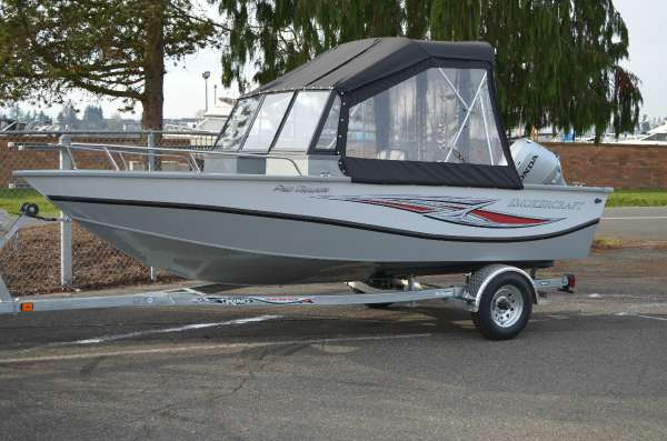 2017 American Angler 162 Pro Tracer