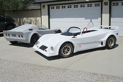 1980 Replica/Kit Makes Willow Sports Car Base Willow 2-unfinished kit cars, 1-gas 1-electric, body molds, kit car business