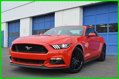 2017 Ford Mustang GT Premium 5.0L 6 Spd GT Performance Pkg Loaded ++ Leather Heated & Cooled Seats Shaker Audio 3.73 Torsen Rear 19