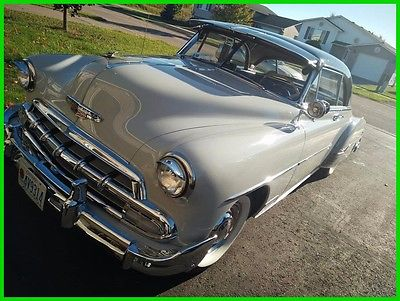 1952 Chevrolet Other 1952 Chevrolet Deluxe Powerglide Hardtop Used Automatic Coupe Chevy