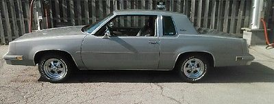 1983 Oldsmobile Cutlass CHROME 1983 Oldsmobile Cutlass