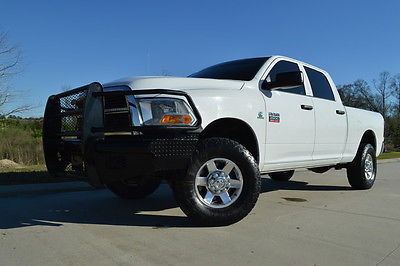 2010 Dodge Ram 2500 ST 2010 Dodge Ram 2500 Crew Cab 4x4 Diesel Deleted Tuned GOOD BUY!!
