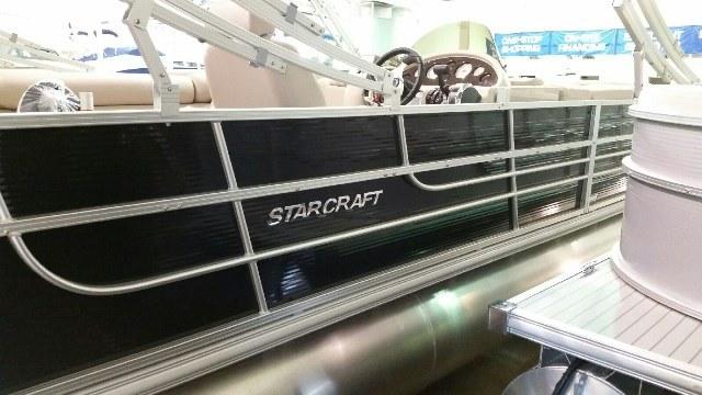 2015 Starcraft Stardeck 236 Cruise