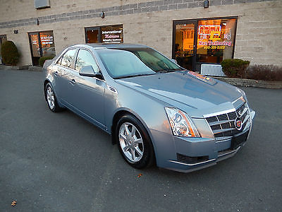 2008 Cadillac CTS Luxury Sedan 4-Door 2008 CADILLAC CTS V6 SEDAN,ONE OWNER,ONLY 51,000 MILES,EXCEPTIONAL CONDITION