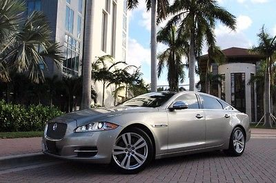 2012 Jaguar Other  2012 Jaguar XJL Portfolio Massage AC Heated seats, Pano Roof serviced $85k New