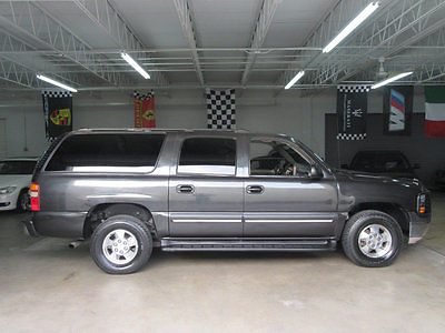 2003 Chevrolet Suburban 4dr 1500 4WD LS 83000 MILES 4X4 SUBURBAN FLORIDA RUST FREE CAR EXCELLENT COND JUST SERVICED