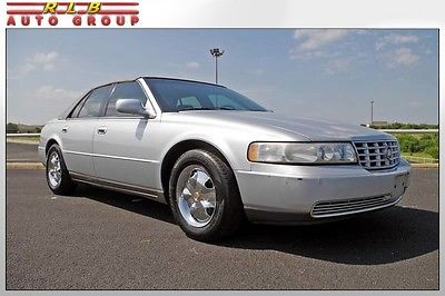 1999 Cadillac Seville SLS Sedan 1999 Seville SLS Exceptional One Owner Chrome Wheels Carriage Roof Great Buy!