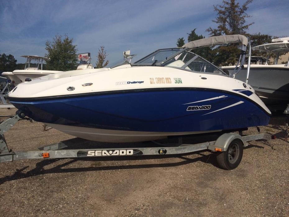 2010 Sea-Doo Sport Boats Challenger 180
