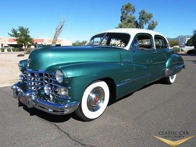 1947 Cadillac Fleetwood Series 60 Special 1947 Cadillac Series 60 Special Fleetwood -Stunning Car -Orig Interior-Must See!