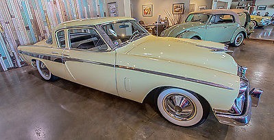 1955 Studebaker Commander Regal 1955 Studebaker Commander Regal, Numbers Matching, Restored, Service History