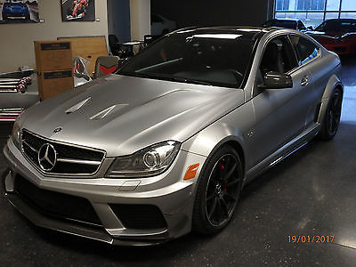 Mercedes-Benz: C-Class c63 C63 MG Black Series w/Track pack