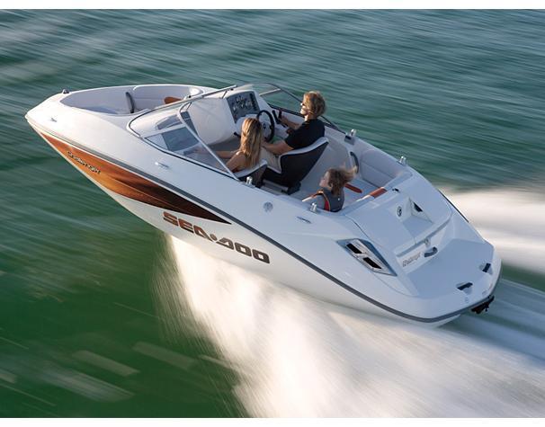 2001 Sea-Doo Sport Boats Challenger 180