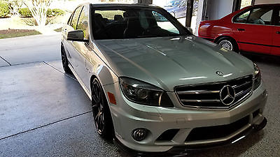 2010 Mercedes-Benz C-Class  2010 Mercedes Benz C63 AMG 26K miles like new! 540HP