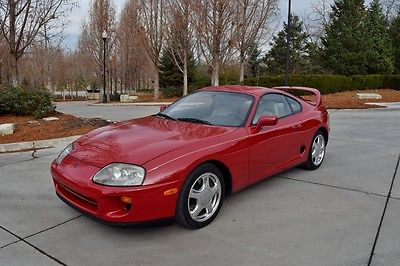 1994 Toyota Supra Twin Turbo Hatchback 2 Door 1994 Toyota Supra Twin Turbo  Auto *