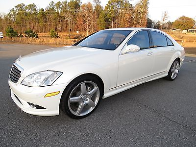 2009 Mercedes-Benz S-Class P2 Package * S550 * Southern Car * Clean CarFax * Service records * S63 A7 750i 745i LS460