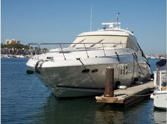 2012 Sea Ray 540 Sundancer
