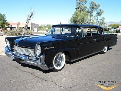 1958 Lincoln Continental Mark III 1958 Lincoln Continental Mark III Sedan - Stunning, Completely All Original Car!