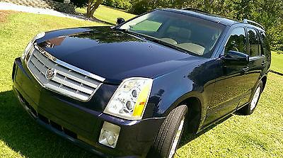 2006 Cadillac SRX SPECIAL EDITION 2006 Cadillac SRX Special Edition 3rd Row Hideaway Seats 3.6L V6