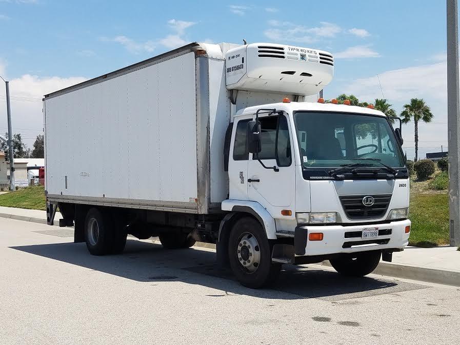 2006 Ud Trucks 2600  Refrigerated Truck