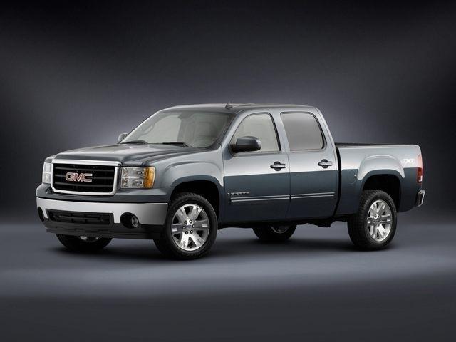 2012 Gmc Sierra 1500 Pickup Truck