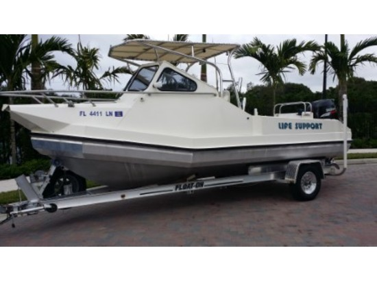 2001 Acb runabout