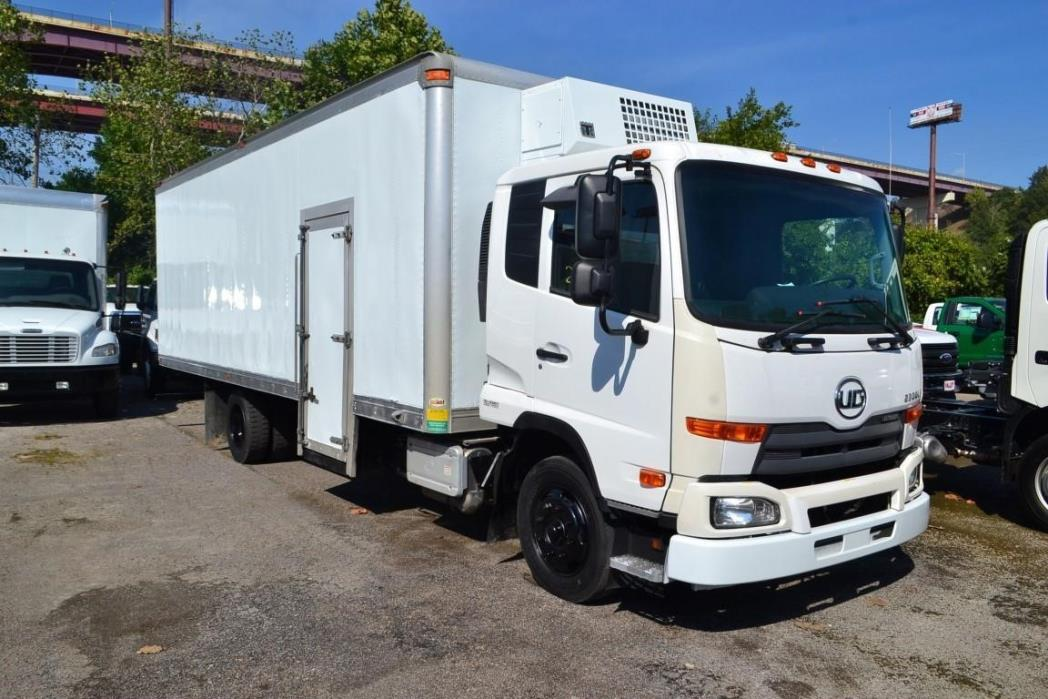 2012 Ud 2300  Refrigerated Truck