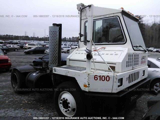 2006 Ottawa Yt30  Yard Spotter Truck
