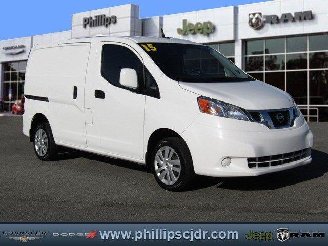 2015 Nissan Nv200  Cargo Van