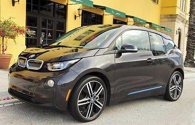 2015 BMW i3 2015 BMW i3 Giga World Range Extender Tech Pkg 20 Wheels Parking PKG $53k New