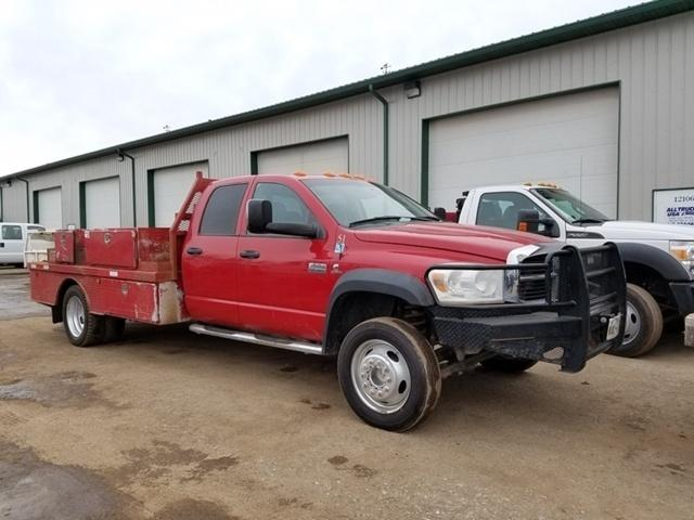 2008 Sterling Bullet Dodge  Flatbed Truck