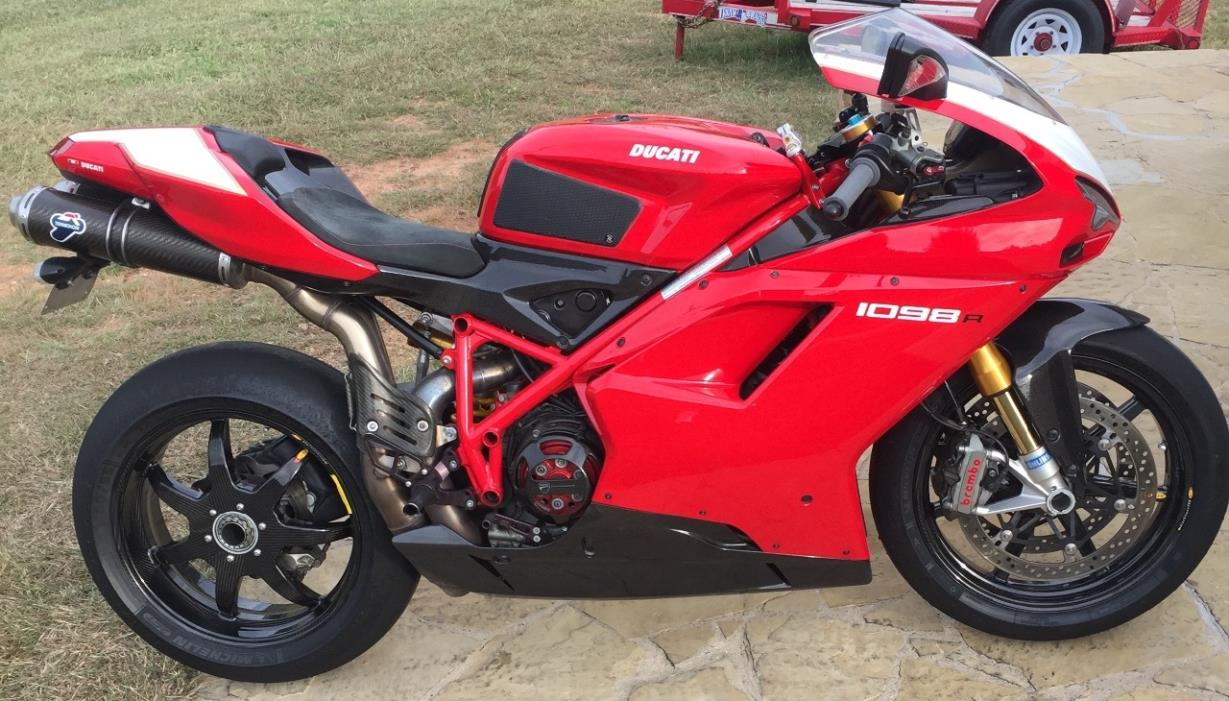 2008 ducati 1098 r vehicles for sale. Black Bedroom Furniture Sets. Home Design Ideas