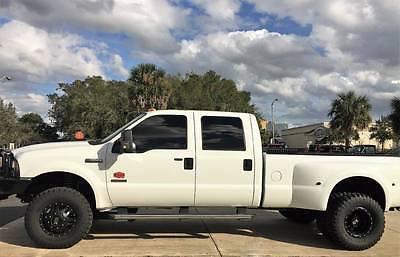 Ford F  Lariat Super Duty F Lifted Dually Bullet Proofed