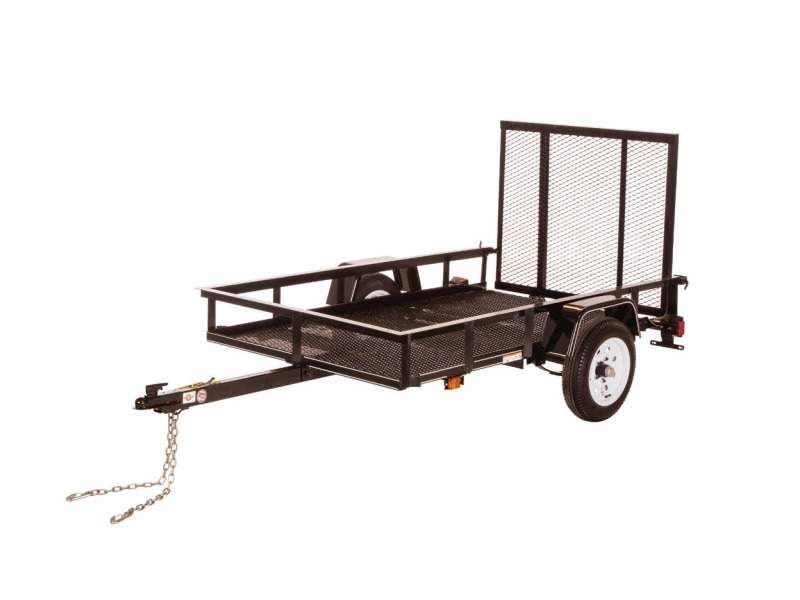 2017 Carry-On Trailer 5X8G
