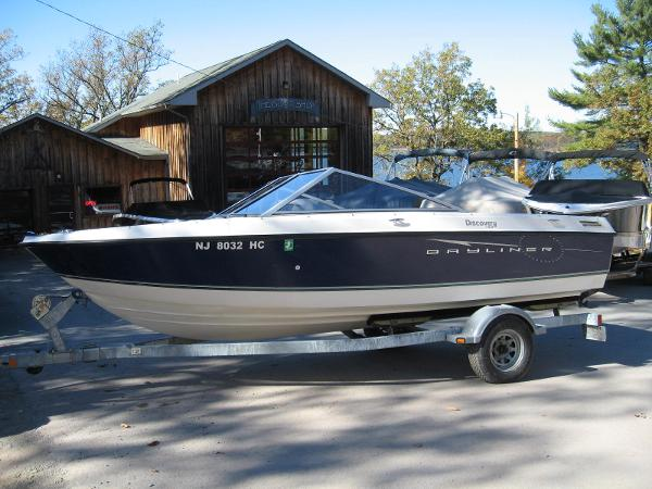 2010 Bayliner Discovery 190
